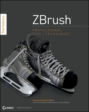 ZBrush Professional Tips and Techniques (1118236335) cover image