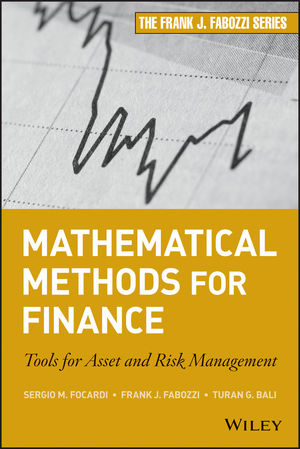 Mathematical Methods for Finance: Tools for Asset and Risk Management