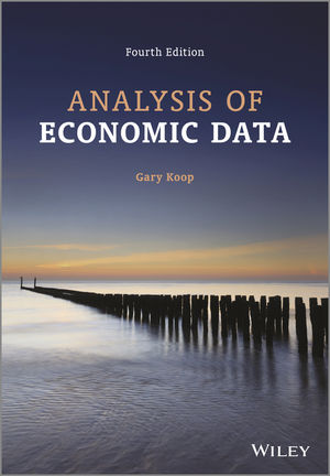 Analysis of Economic Data, 4th Edition