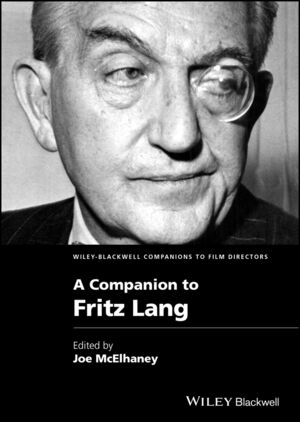 A Companion to Fritz Lang (1118587235) cover image