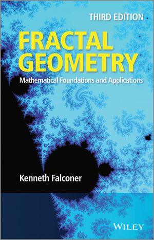 Fractal Geometry: Mathematical Foundations and Applications, 3rd Edition (1118762835) cover image