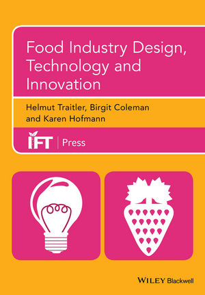 Food Industry Design, Technology and Innovation (1118823435) cover image