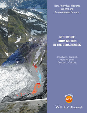 Structure from Motion in the Geosciences (1118895835) cover image