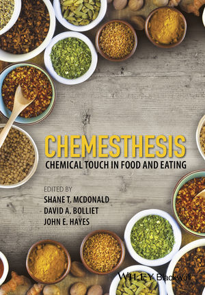 Chemesthesis: Chemical Touch in Food and Eating