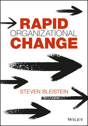 Rapid Organizational Change (1119219035) cover image
