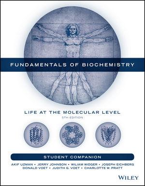 Student Companion to Accompany Fundamentals of Biochemistry, 5th Edition