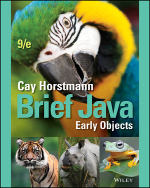 Brief Java: Early Objects, Enhanced eText, 9th Edition