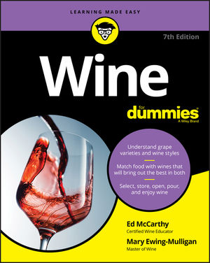 Wine For Dummies, 7th Edition