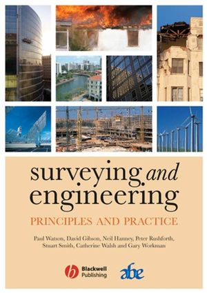 Surveying and Engineering: Principles and Practice (1405159235) cover image