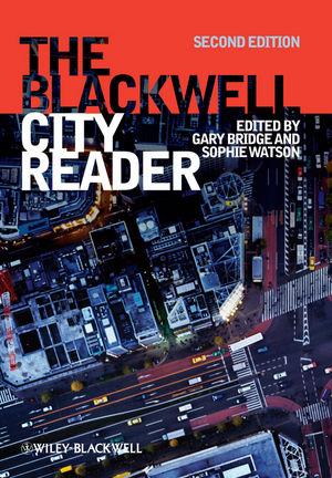 The Blackwell City Reader, 2nd Edition (1405189835) cover image