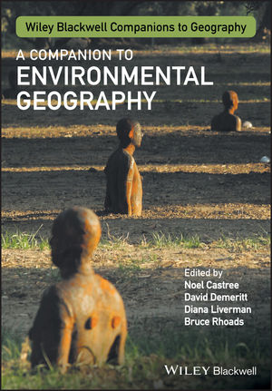 A Companion to Environmental Geography (1444305735) cover image