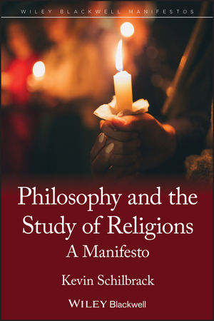 Philosophy and the Study of Religions: A Manifesto (1444330535) cover image