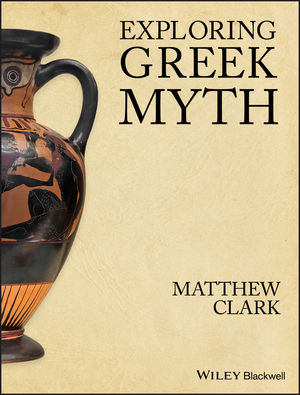 Exploring Greek Myth (1444362135) cover image