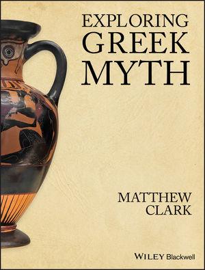 Exploring Greek Myth (1444362135) cover image