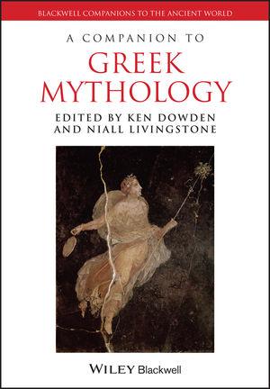 A Companion to Greek Mythology (1444396935) cover image