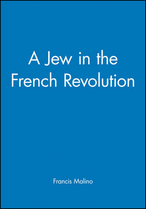 A Jew in the French Revolution (1557861935) cover image