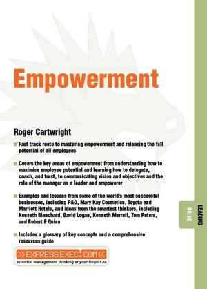 Empowerment: Leading 08.10
