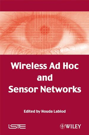 Wireless Ad Hoc and Sensor Networks (1848210035) cover image