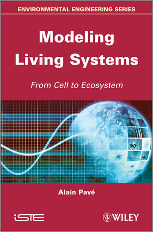 Modeling of Living Systems: From Cell to Ecosystem (1848214235) cover image