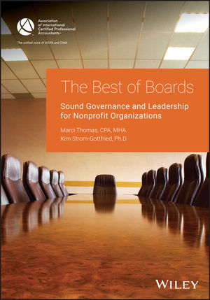 Best of Boards: Sound Governance and Leadership for Nonprofit Organizations, 2nd Edition