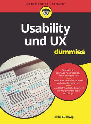 Usability und UX fur Dummies, 1st Edition