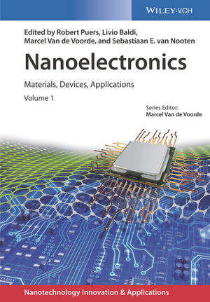 Nanoelectronics: Materials, Devices, Applications, 2 Volumes (3527800735) cover image