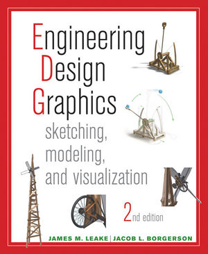Engineering Design Graphics: Sketching, Modeling, and Visualization, 2nd Edition (EHEP002035) cover image