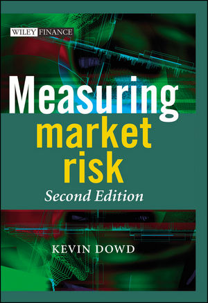 Measuring Market Risk, 2nd Edition (0470013036) cover image