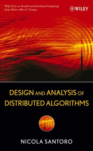 Design and Analysis of Distributed Algorithms (0470072636) cover image