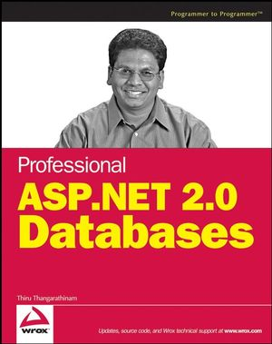Professional ASP.NET 2.0 Databases (0470135336) cover image