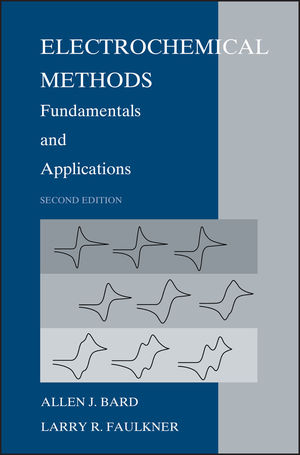 Electrochemical Methods: Fundamentals and Applications, 2nd Edition (0470452536) cover image