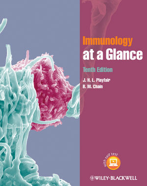 Immunology at a Glance, 10th Edition (0470673036) cover image