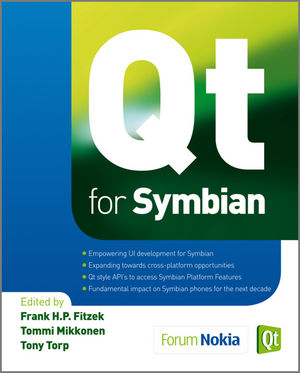 Qt for Symbian (0470682736) cover image