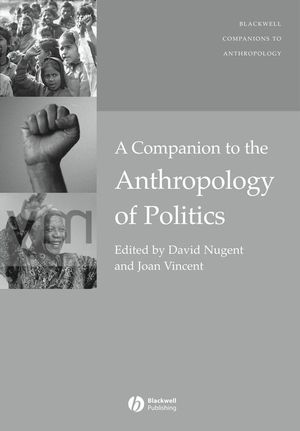 A Companion to the Anthropology of Politics (0470692936) cover image