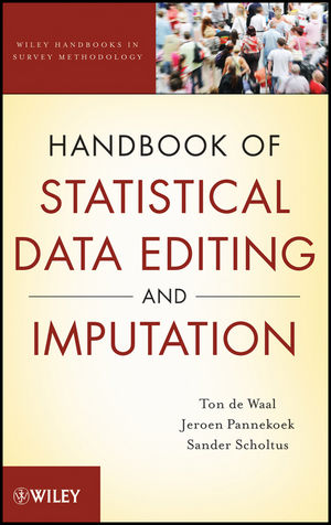 Handbook of Statistical Data Editing and Imputation (0470904836) cover image