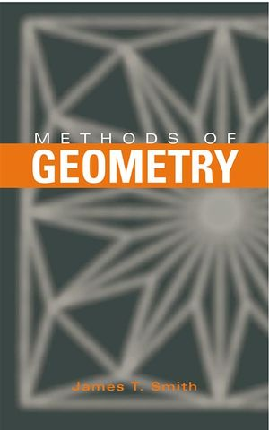 Methods of Geometry (0471251836) cover image