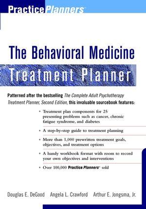 The Behavioral Medicine Treatment Planner