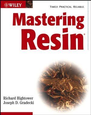 Mastering Resin (0471431036) cover image
