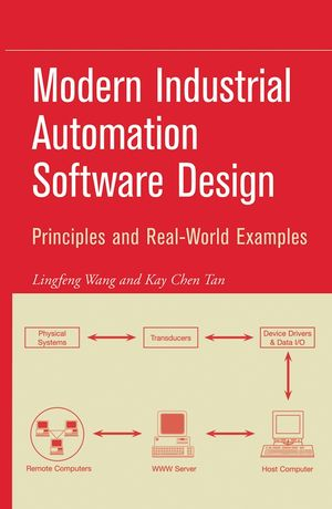 Modern Industrial Automation Software Design (0471683736) cover image