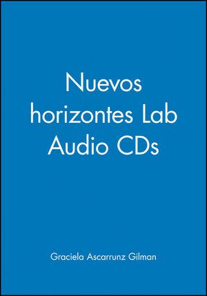 Nuevos horizontes 1e Lab Audio CDs