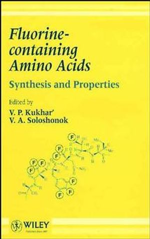 Fluorine-containing Amino Acids: Synthesis and Properties