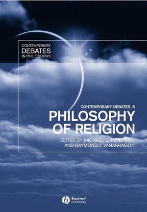 Contemporary Debates in Philosophy of Religion (0631200436) cover image