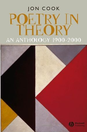 Poetry in Theory: An Anthology 1900-2000 (0631225536) cover image