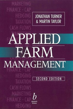 Applied Farm Management, 2nd Edition