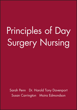Principles of Day Surgery Nursing