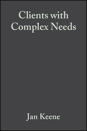 Clients with Complex Needs: Interprofessional Practice (0632052236) cover image