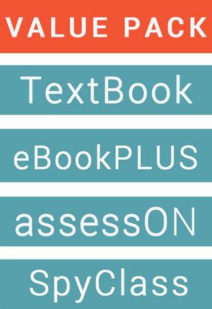 Maths Quest 7 For The Australian Curriculum Edition 2E & eBookPLUS + Assesson Maths Quest 7 AC + Spyclass Maths Quest 7 Value Pack