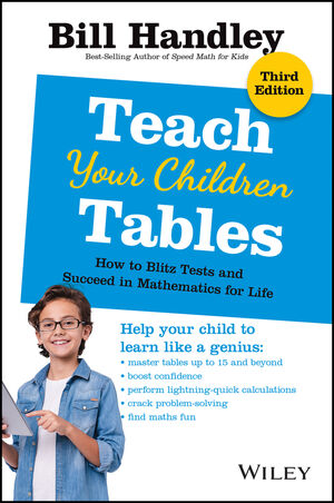 Teach Your Children Tables, 3rd Edition