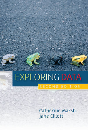 Exploring Data: An Introduction to Data Analysis for Social Scientists, 2nd Edition (0745622836) cover image