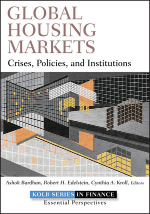 Global Housing Markets: Crises, Policies, and Institutions (1118144236) cover image